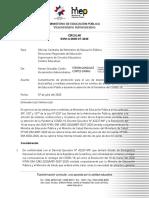 CIRCULAR DVM-A-0000-07-2020