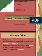 SESION 04 ETICA Y DERECHOS HUMANOS