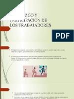 LIDERAZGO Y PARTICIPACION DE LOS TRABAJADORES