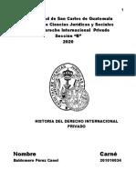 HISTORIA DEL DERECHO INTERNACIONAL PRIVADO.odt