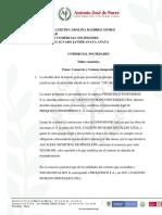 CONSORCIO Y UNIONES TEMPORALES