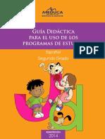 GUÍA ESPAÑOL 2º 2014 reimpresión