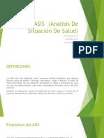 ASIS  (Analisis De Situación De Salud).pptx