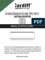 CARDIFF_Manual de Usuario Split Inverter.pdf