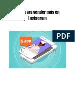 Aumenta Tus Ventas Y Trafico En Instagram