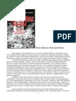 Fl. Matrescu- Holocaustul Rosu