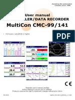 DATA RECORDER CMC-99_141_ LABORATORIO
