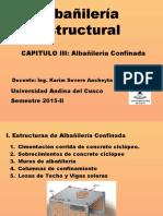 Capitulo III_Albañileria confinada.pptx