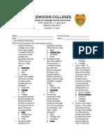 QUESTIONS-ANSWER-BALLISTICS (1).docx