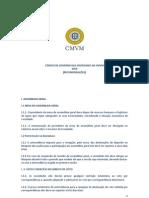 Codigo de Governo das Sociedades CMVM2010