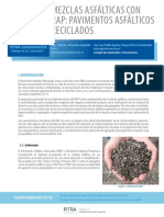 Boletin 1  Mezclas asfálticas con RAP