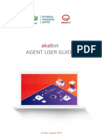 Akabot guideline agent