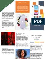 folleto iPhone 11