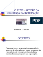 NBR ISO 17799
