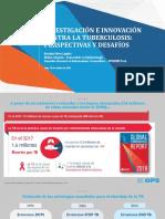 1- Investigacion e Innovacion contra la TB - Dr Edgardo Nepo