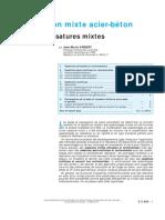 Construction mixte acier-béton, Calcul des ossatures mixtes.pdf