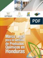 UNEP-FAO-RC-LegalFramework-Chemicals-Honduras.Sp