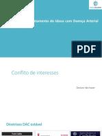 Desafios no Tratamento do Idoso com Doença Arterial Coronariana_ Dr. Fernando Ganem