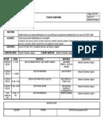 HQ-FO-09 PLAN DE AUDITORIA 2018
