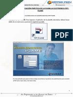 S8 - Aplicacion Práctica PDT-PLAME