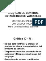 U 3 a GRÁFICAS DE CONTROL ESTADÍSTICO DE VARIABLES01