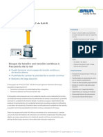 DS_AC_DC HV test set_PGK 150 HB_BAUR_es-es