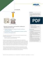 DS_AC_DC HV test set_PGK 110-5 HB_BAUR_es-es
