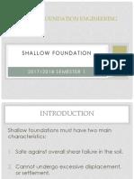3.1 - Shallow foundation.pdf