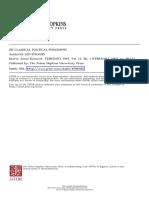 1. Classical Political Philosophy.pdf
