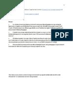 Response to Geist (French Version)