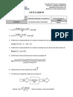 2020-2-Matemática Aplicada a la Ingeniería V-semana01-Práctica dirigida