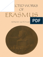 (Collected Works of Erasmus Volume 32) Desiderius Erasmus - Adages Ivi1 to Ix100 (University of Toronto Press, 1989)