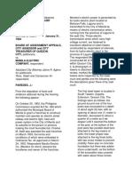 Bd. of Assessment Appeals v. Meralco