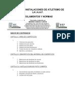 1 Manual de Instalaciones de la IAFF