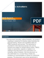Introduction to TIBCO ActiveMatrix Fundamentals