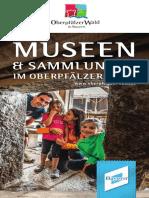 Museen & Sammlungen im Oberpfälzer Wald