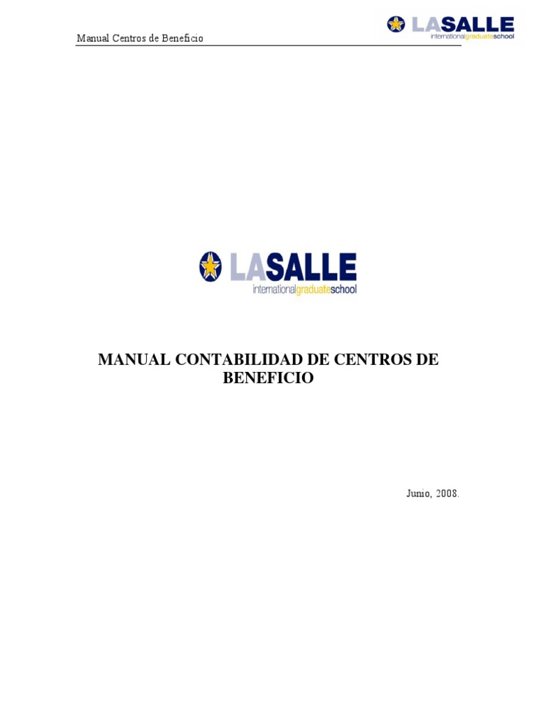 05 Manual contabilidad Centros de Beneficio