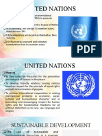 UN AND SUSTAINABLE DEVELOPMENT.pptx