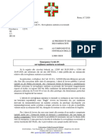 COVID-19 - Art.83 Decreto Rilancio