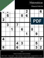 Cuadernillo de  Matemáticas  26 julio 2012
