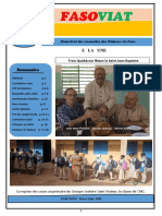 Fasoviat 39 - Mai-juin 2020