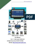 RTU5010 User's Manual-V1.2