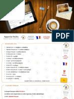 Desk Γαλλικά Fb