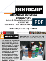 Curso de Sustancias Quimicas Peligrosas - Clase 1