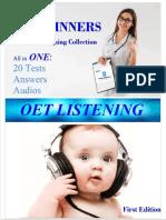 SAM's OET Listening Book