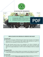 NGCP AFP Reserve Unit