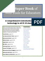 Doc4. Super Book of Web Tools for Educators