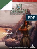 Shaan Le Prince du Feu