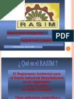 Unidad 5 RASIM Y RASH GENERALIDADES