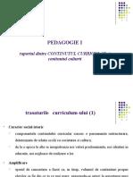 10. Raportul dintre continutul curricular si continutul culturii.ppt
